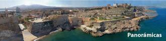 Fotos Panorámicas de Melilla